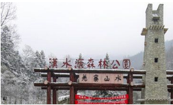 汉水源森林公园