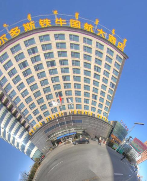 铁牛大酒店3D全景